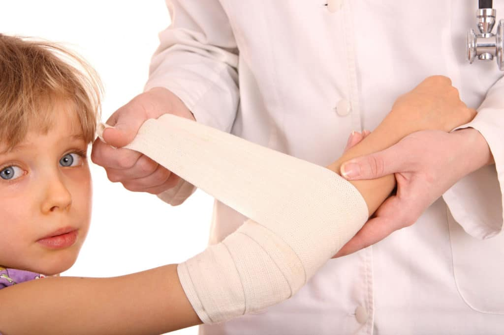 Лечение вывиха руки