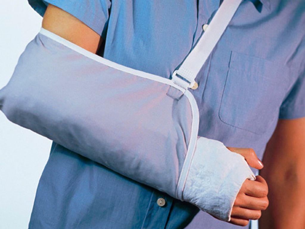 Больничный при переломах