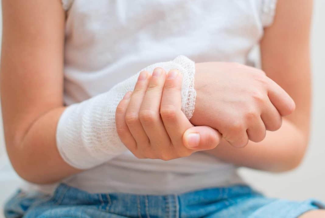 Солевой раствор для ран