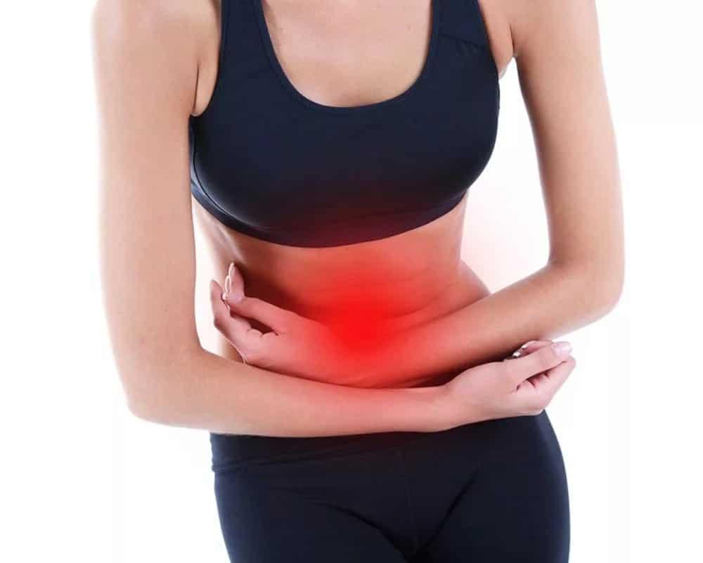 Боль в животе при растяжении мышц брюшного пресса