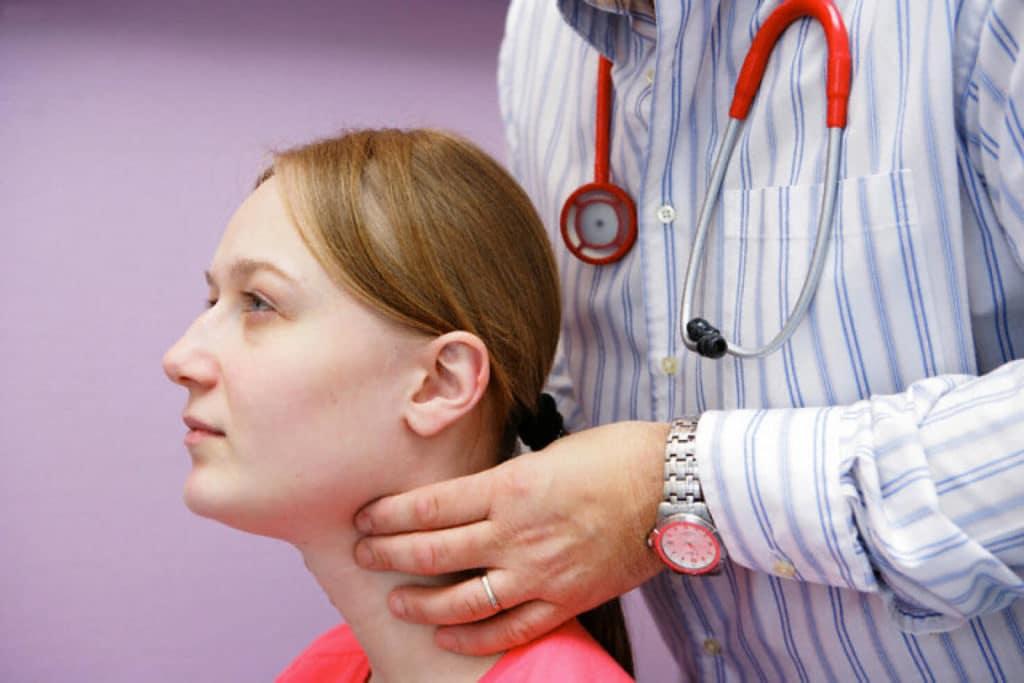 Диагностика шейных позвонков