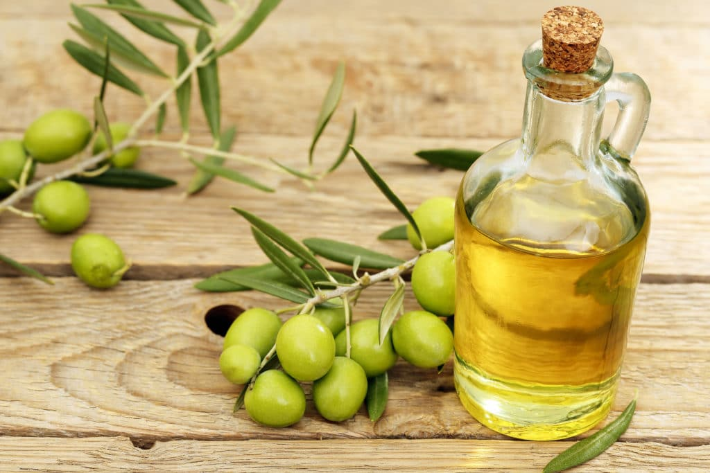 солнечный ожог - оливковое масло