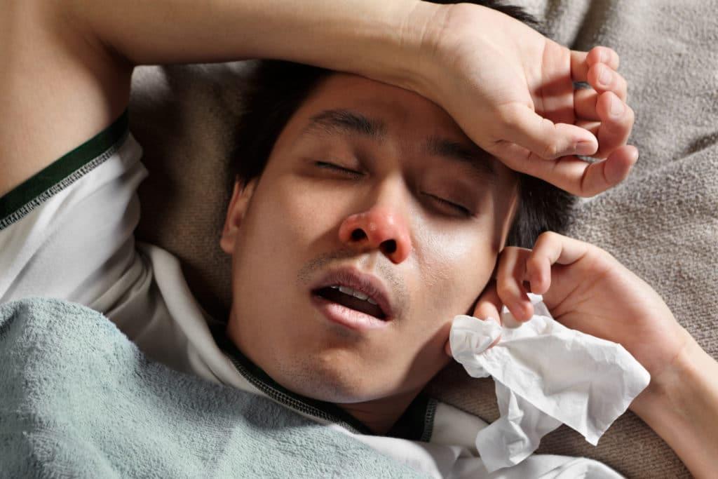 Интоксикация при травмах