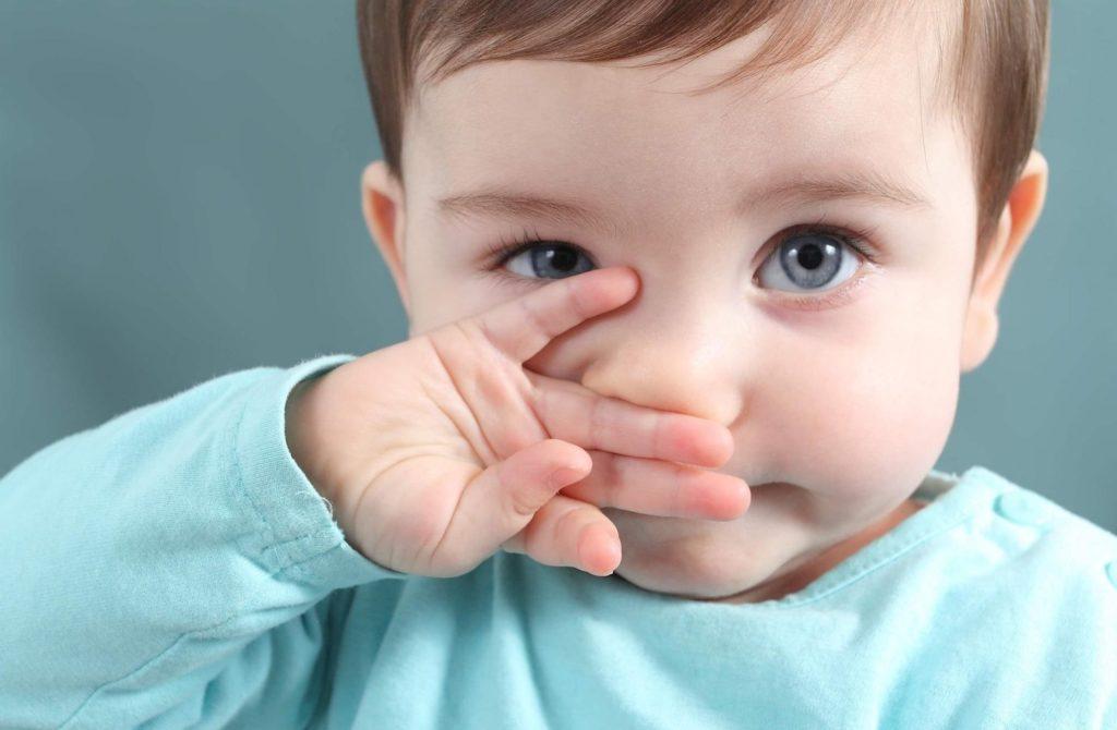 Фото сломанного носа ребенка в 1 год