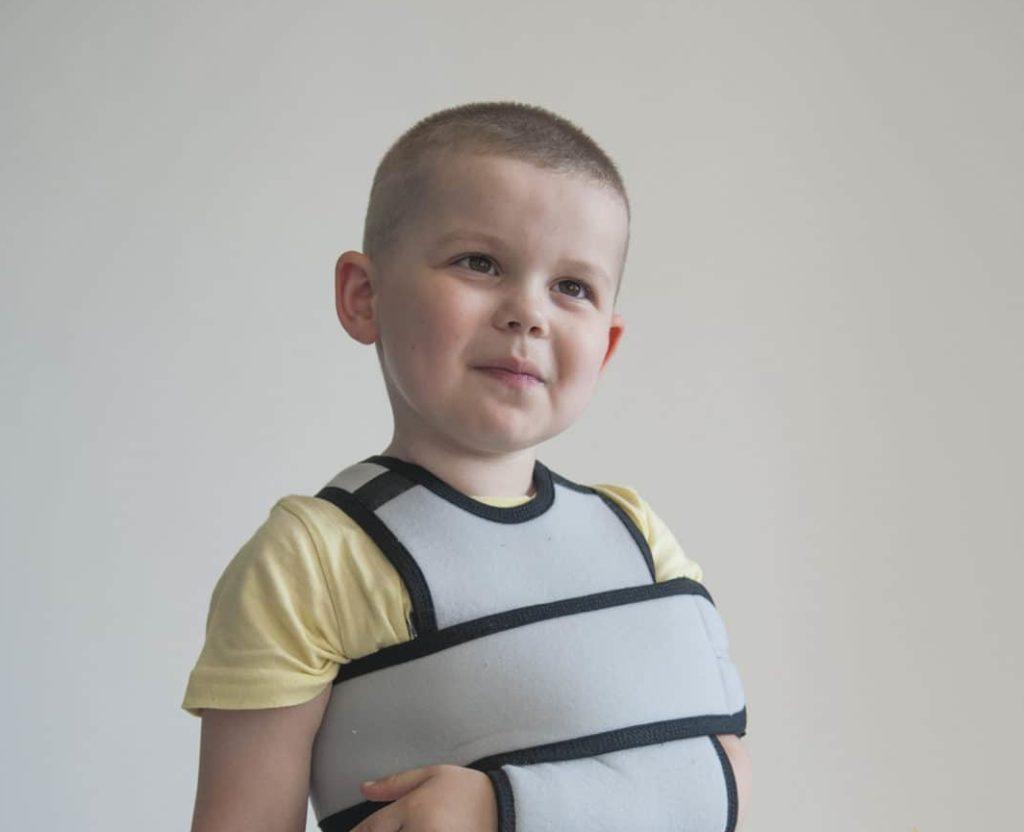 Детский бандаж для плеча
