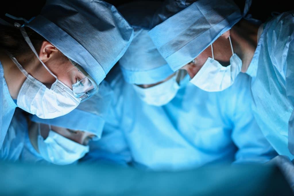 Акромиальный конец ключицы - хирургическое лечение