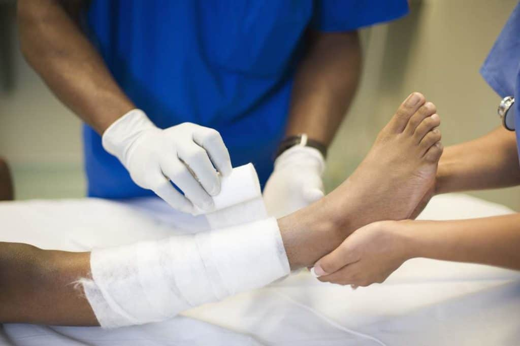 Вывих и подвывих: вправление и фиксация сустава у травматолога