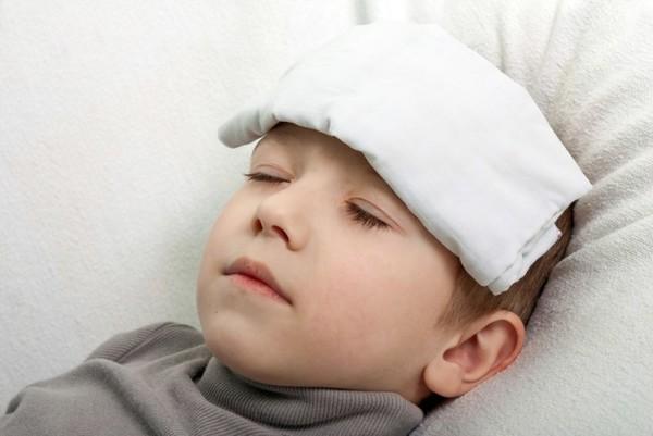 Ушиб лба - лечение шишки на лбу