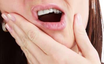 Ушиб губы