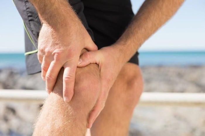 Симптомы и лечение растяжения связок и мышц коленного сустава