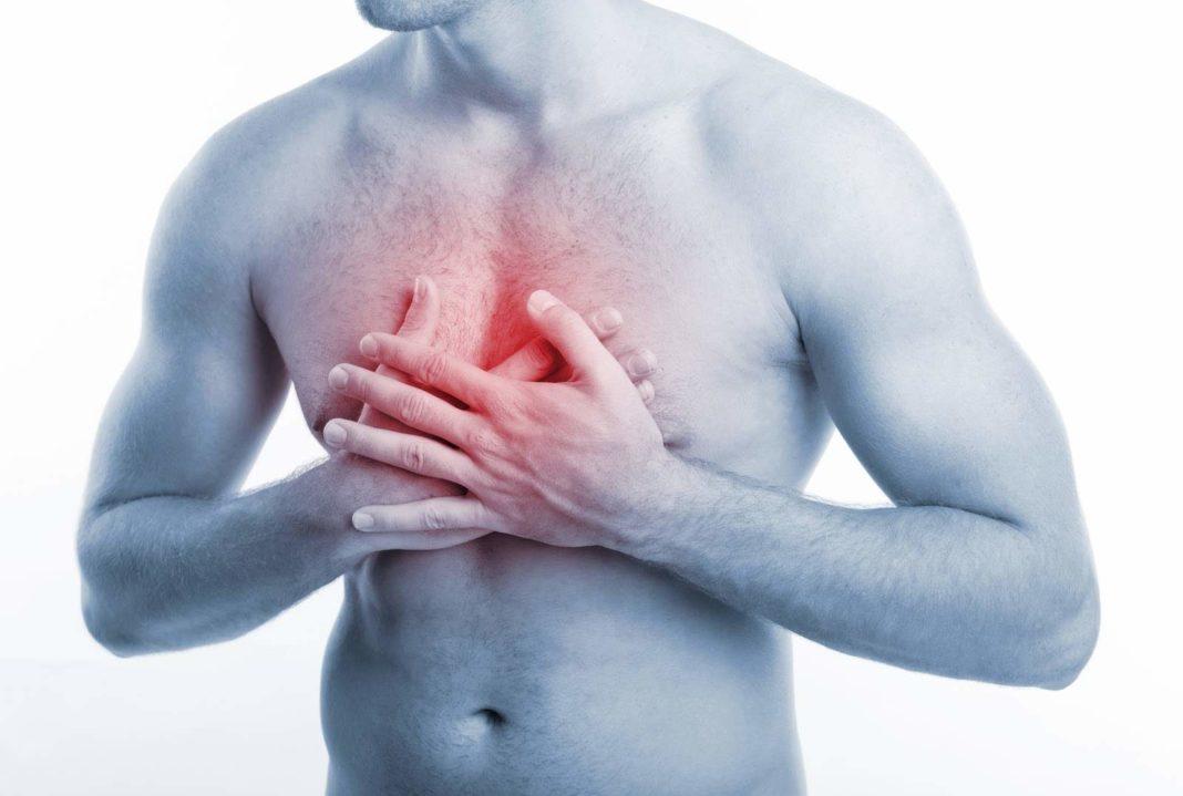 боль грудной мышцы