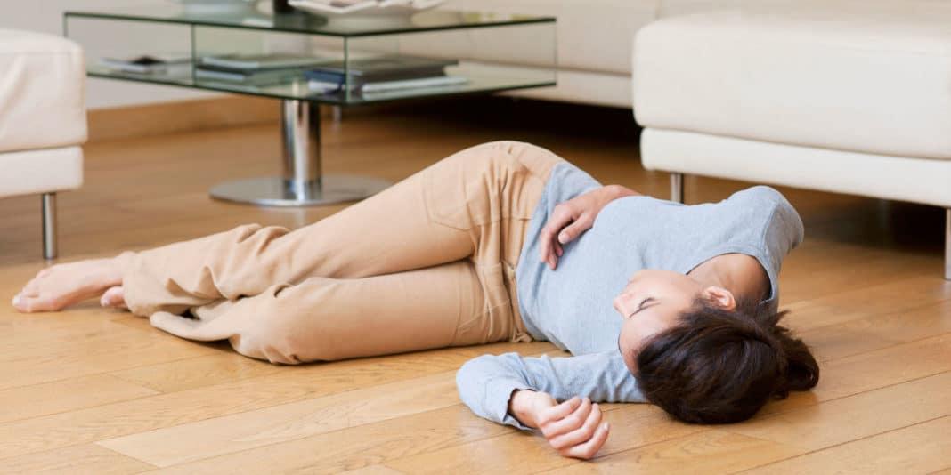 Потеря сознания - один из возможных симптомов перелома