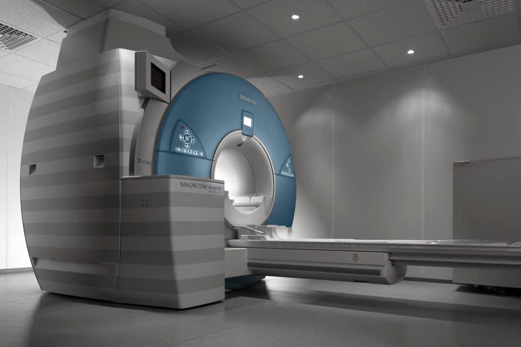 МРТ растяжении связок голеностопа