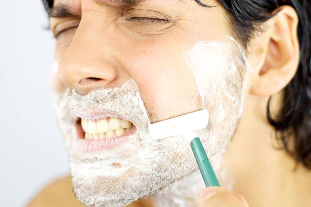 порез от бритвы