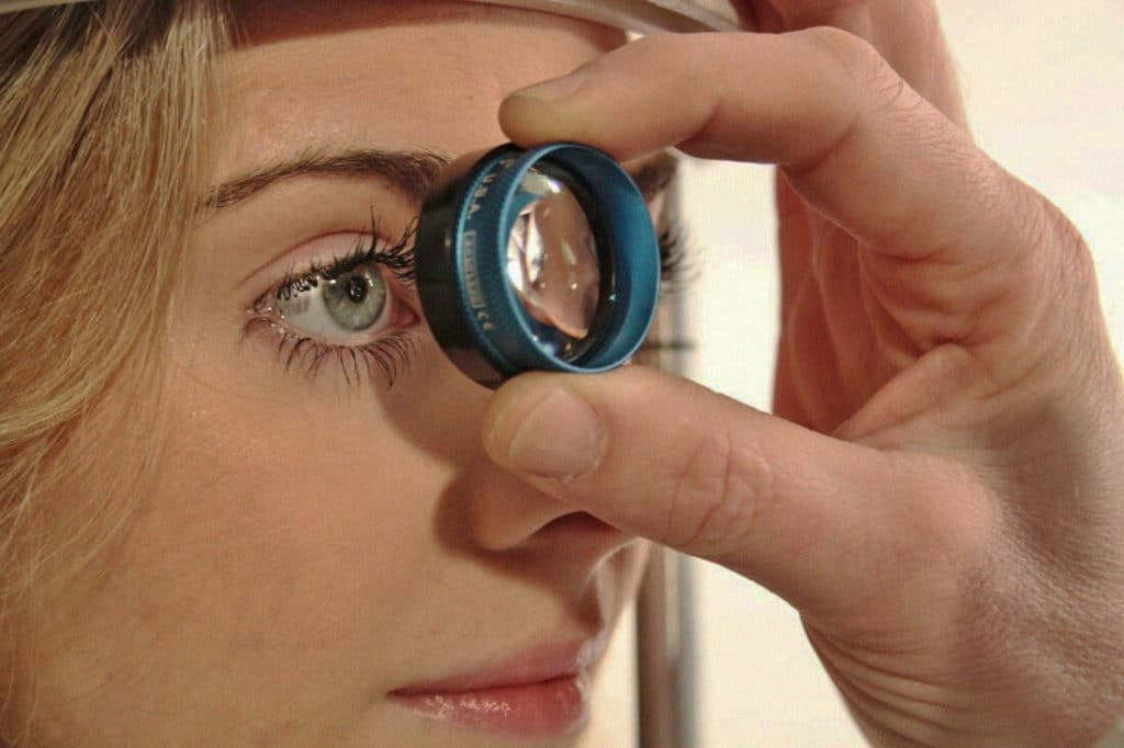 Глаукома и причины